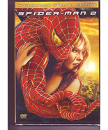 Spider-Man 2 (DVD, 2004, 2-Disc Set, Special Edition Widescreen) NEW & S... - $5.78