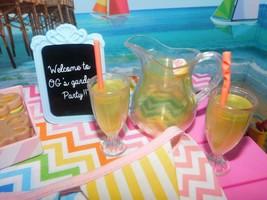 """Our Generation Garden Party Sandwiches Lemonade Decoration fit 18"""" Ameri... - $23.75"""