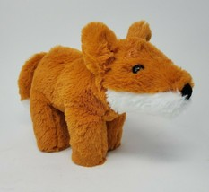 "8"" MANHATTAN TOY CO 2016 LITTLE VOYAGERS PIP FOX ORANGE STUFFED ANIMAL P... - $28.05"