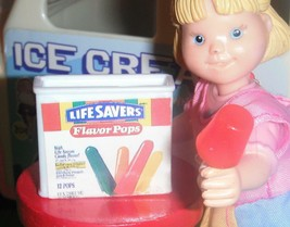 Barbie Life Saver Flavor Pops & Freeze Pop fits Fisher Price Loving Fami... - $5.99