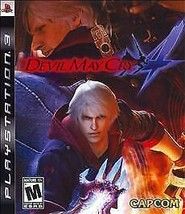 Devil May Cry 4 (Sony PlayStation 3, 2008) DISC IS MINT - $6.18