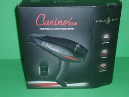 Carino Turbo Dryer 2000 Professional Ionic - $32.66
