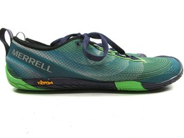 Merrell M Connect Womens Vapor Glove 2 Shoes Bright Green And Purple Size US 10 image 2