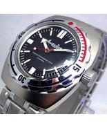 Vostok Amphibian 090916 Russian Watch for Scuba Diving Auto 1967 Year De... - $80.72