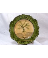 Sauvignon West Indies Palm Tree Solid Trunk  Salad Plate - $4.84