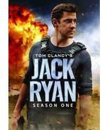 TOM CLANCY'S JACK RYAN: SEASON 1 DVD - THE COMPLETE FIRST SEASON [3 DISC... - $29.99
