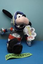 "The Disney Store And Parks Mini Bean Bag Plush Space Goofy Mouseketoys 7"" - $9.89"