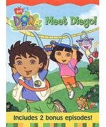 Dora the Explorer - Meet Diego! (DVD, 2003) - $2.95
