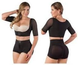 Black Stage 1 Post Surgery Arm Compression Vest Garment to Size 2XL - $49.00