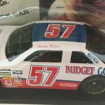 Racing Champions Jason Keller #57 Nascar Stock Car Toy 1995 Stand Budget Gourmet - $4.00