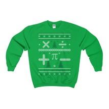 Math Maths Ugly Christmas Sweatshirt Xmas - $29.95+