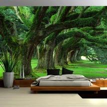 """3D Wallpaper """"Green Forest"""" - $35.00+"""