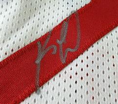 KAWHI LEONARD / NBA FINALS MVP / AUTOGRAPHED L. A. CLIPPERS CUSTOM JERSEY / COA image 4
