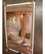 A SOLDIER'S STORY Movie POSTER 27x40 Howard E. Rollins Jr. Adolph Caesar... - $14.85