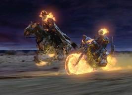 Ghost Rider Nicolas Cage MM Vintage 11X14 Color Movie Memorabilia Photo - $12.95