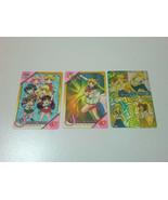 Sailor moon Sailormoon Usagi Tsukino cards Bandai 1995 - $9.89