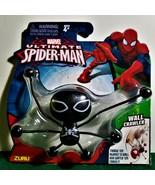 Wall Crawler-Marvel Ultimate Spider-man--White & Black--NIP - $7.00