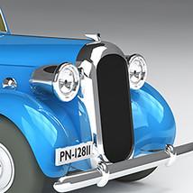 Bianca Castafiore Car 1/24 Voiture Tintin Cars New 2019 King Ottokar Sceptre image 3