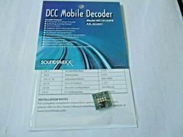 Soundtraxx 852001 MC1H102P8 DCC Mobile Decoder 8-Pin Plug & Play Format image 3