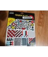 Paper Punk Graffiti Sticker Set Toy Craft Kit - $7.83