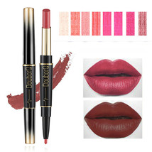 NailPreety® 8Colors Double Ended Lipstick Wateproof Long Lasting Lipsticks Brand - $18.63