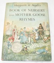 Marguerite De Angeli's Book of Nursery & Mother Goose Rhymes De Angeli, ... - $39.99