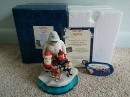 Rudolph And The Island Of Misfit Toys Limited Edition Surrounded By Friends  - $89.00
