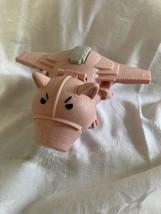 Imaginext Toy Story Evil Hamm Flying Ship 2009 Mattel Pig Plane - $19.75