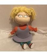 Vintage Angelica Pickles 1997 Mattel Viacom Doll Nickelodeon Rugrats - $35.63