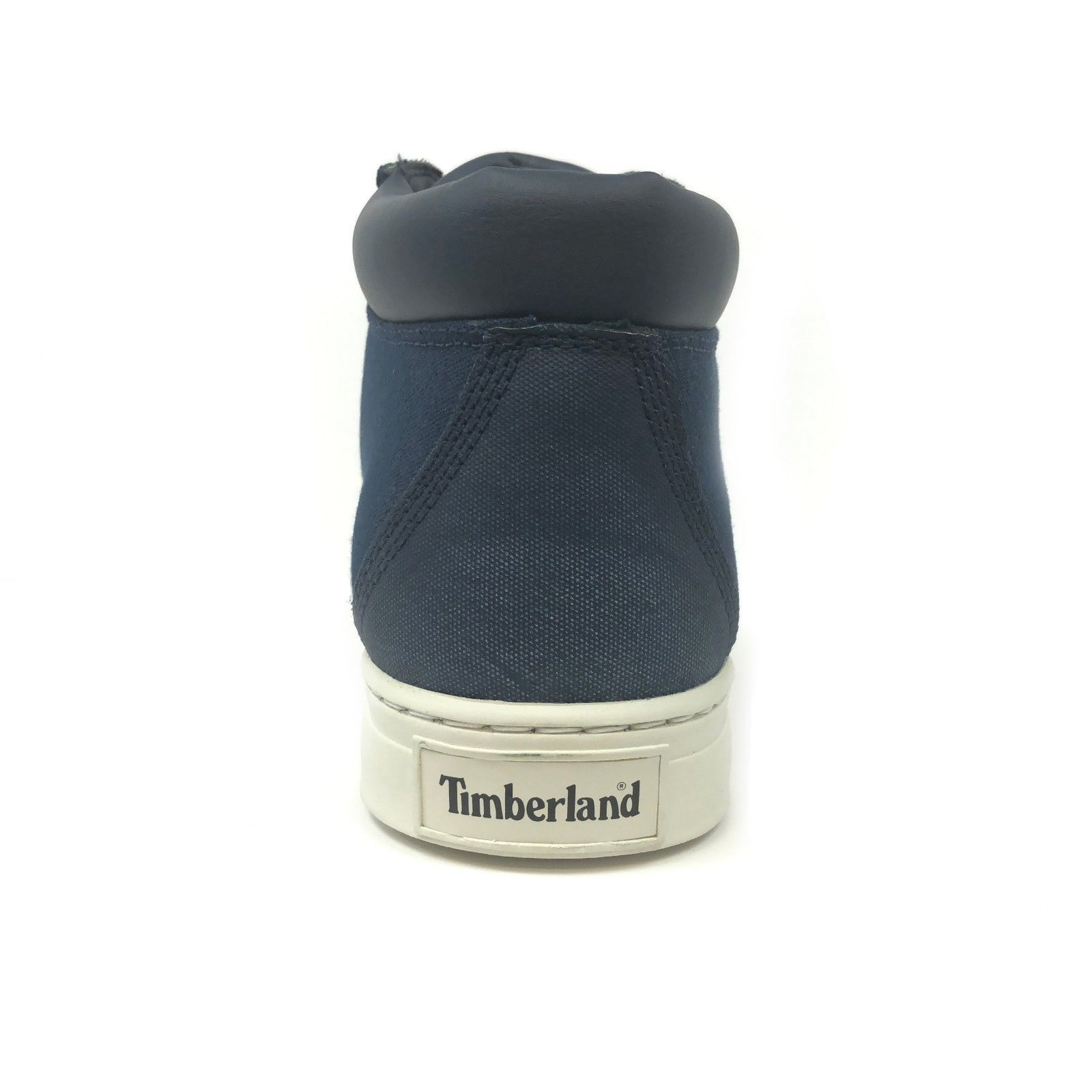 TIMBERLAND A1PFG DAUSET CUP SOLE MEN'S NAVY FABRICLEATHER