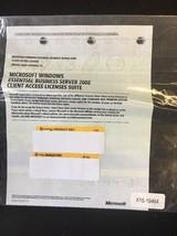 Microsoft Windows Essential Business Server 2008 25 User Device CAL No m... - $138.59