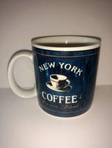 Sakura coffee mug themed New York Supreme blend Coffee Break series collectible - $22.76
