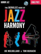 The Berklee Book of Jazz Harmony - $27.50