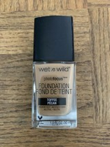 Wet N Wild Photofocus Foundation 375C Toffee - $19.68