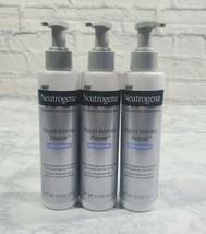 Neutrogena Rapid Wrinkle Repair Anti Wrinkle Retinol Prep Cleanser Lot O... - $21.62