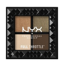 NYX Full Throttle Shadow Palette - 04 Easy On The Eyes - $9.50