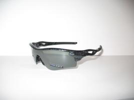 Oakley Radarlock Carbon Fiber Frame / Prizm Black Irdium lens Asian fit - $170.00