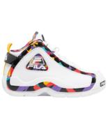 NIB Mens Fila Grant Hill 2 Basketball  Sneaker*White Black Multi*Size 8-13* - $180.00