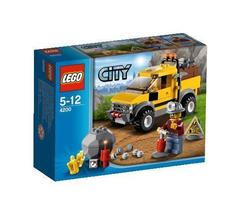 LEGO City 4200 Mining Building Set 4X4 - New - $29.99