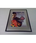 Jeff Gordon 2005 Tag Heuer Watches 11x14 Framed ORIGINAL Vintage Adverti... - $32.36