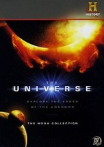 History Channel: The Universe: The Mega Collection DVD 19 disc box set