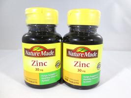 NatureMade Zinc 30mg - 100 tablets (2 pack) [VS-N] - $10.40
