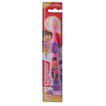 Colgate Toothbrush, Dora The Explorer, Extra Soft with suction cup - $9.99