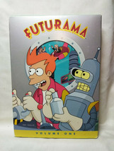 Futurama Volume One DVD  3 Disc Set  - $4.95