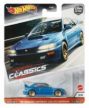 Hot Wheels '98 Subaru Impreza 22B Sti Version GJP96 - $48.49