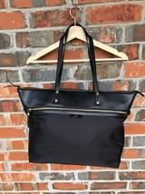 Tutilo Take Away Tote Double Handle Purse Shoulder Laptop Tablet Bag Bla... - $67.72