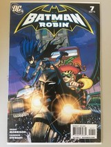 Batman and Robin (2009) #7B 7 NM Near Mint DC Comics Variant - $23.76