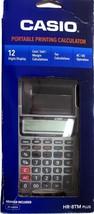 Casio Calculator Hr-8tm plus - $19.00