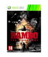 Rambo: The Video Game (for Xbox 360)  - $35.00