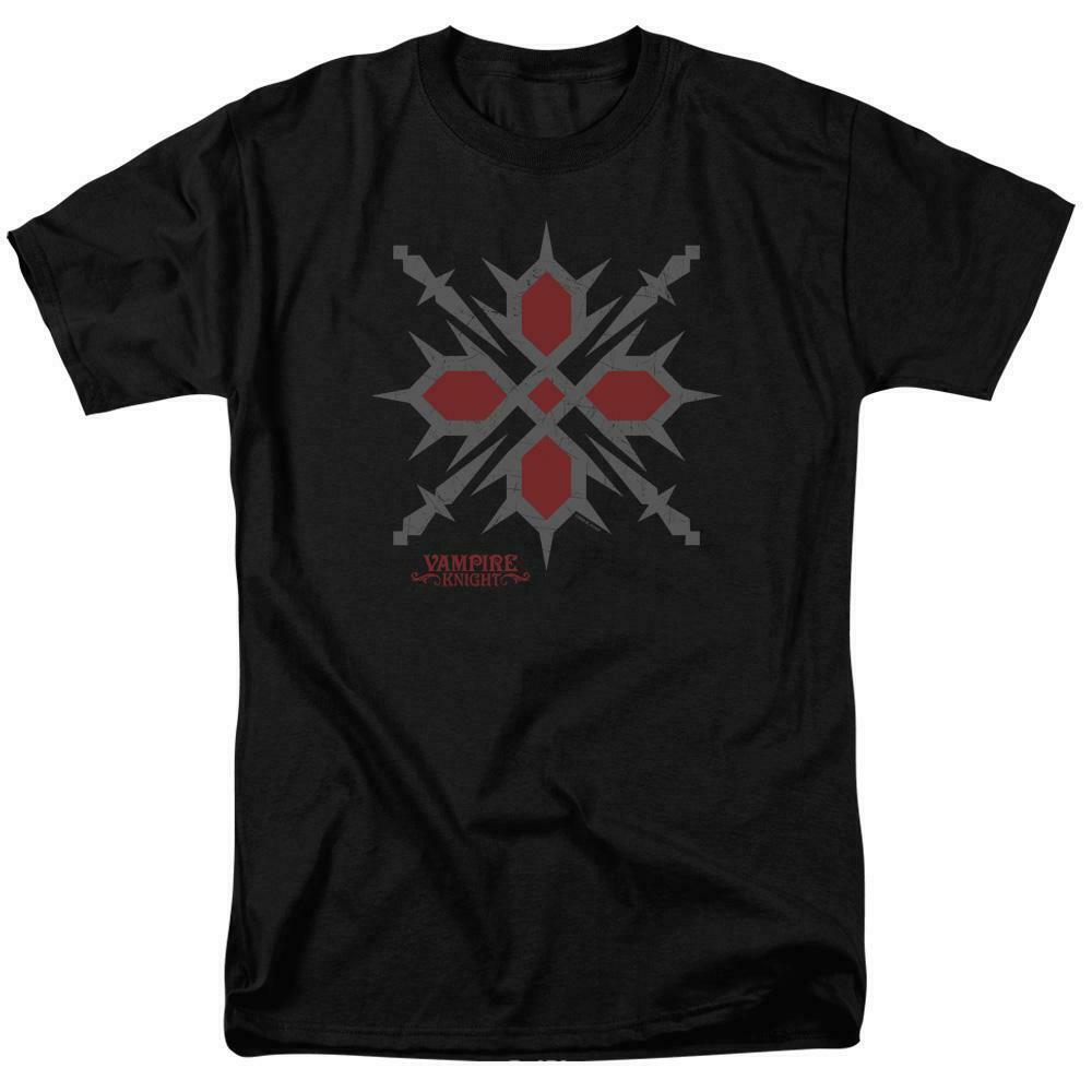 Vampire Knight t-shirt Japanese Anime fantasy black graphic tee VKNT103